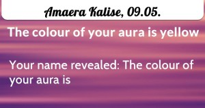 Amaera Aura