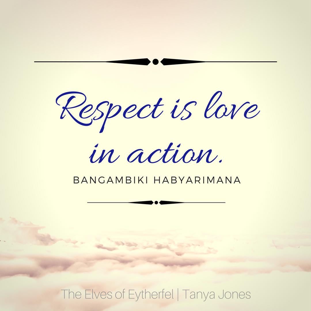 Love In Action Quotes: Tanya Jones